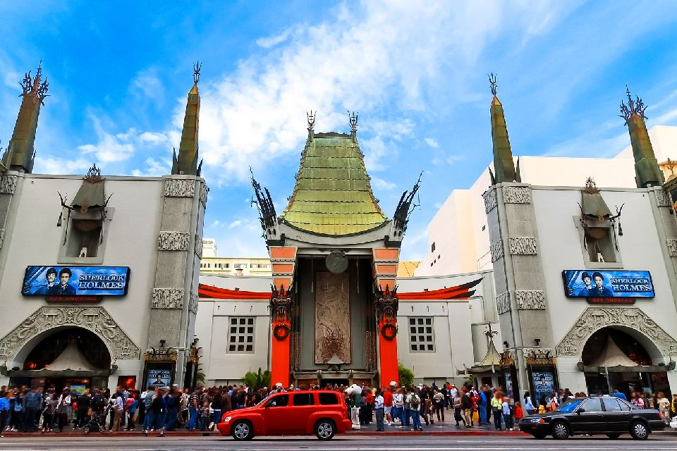 Hollywood , Grauman's Chinese Theatre , Etats-Unis