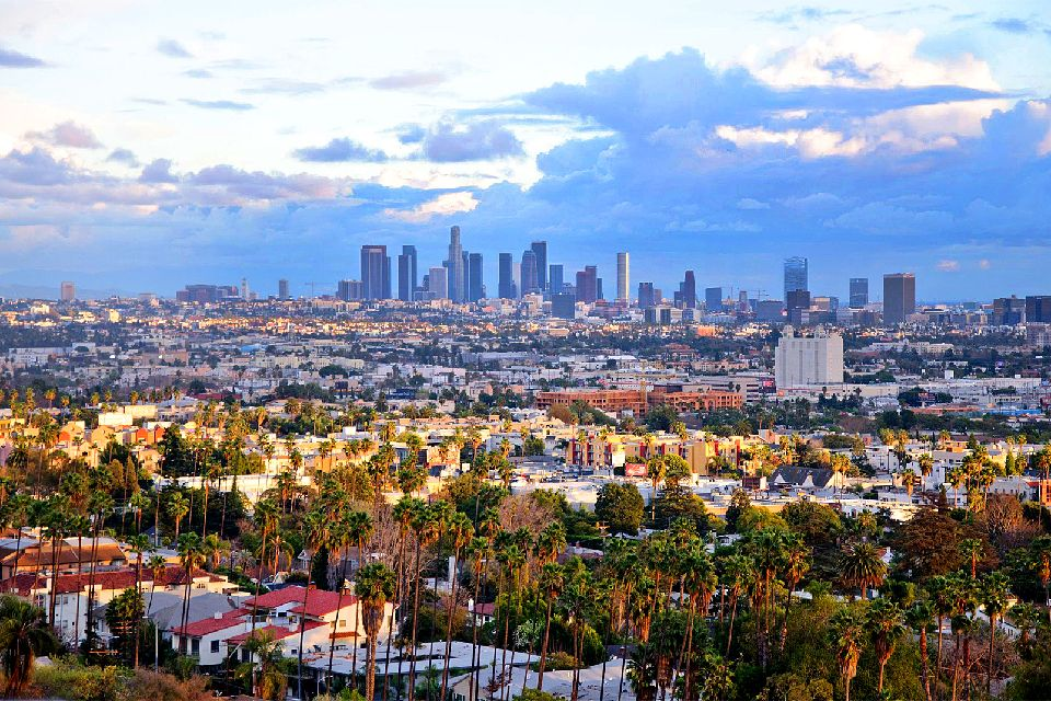 Hollywood , Un quartier mythique , Etats-Unis