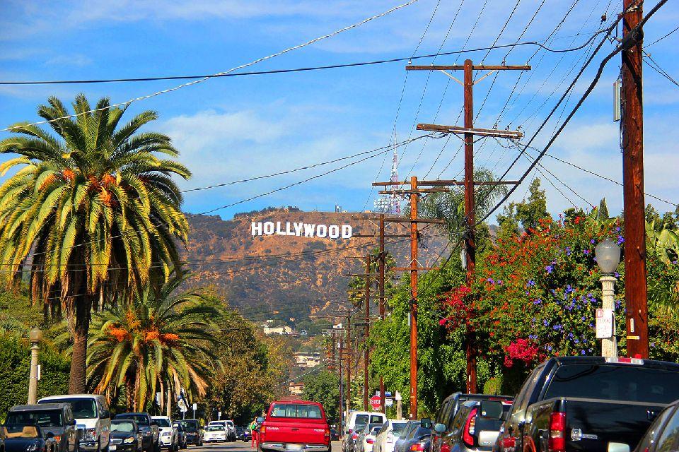 Hollywood, Los Angeles, Etats-Unis; cinéma; amérique;