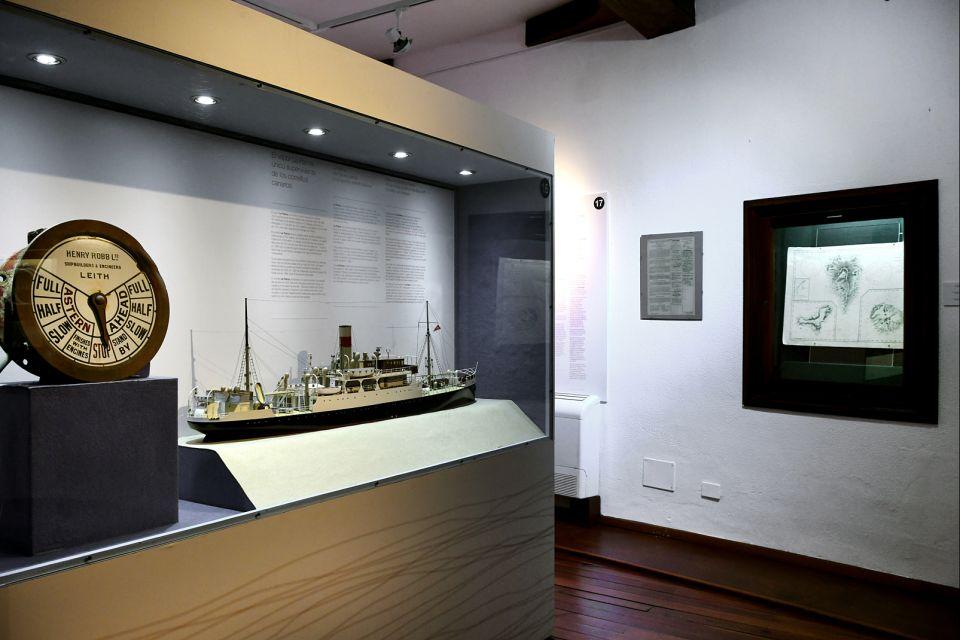 La Palma - le musée naval de Santa Cruz de La Palma, Les arts et la culture, Canaries