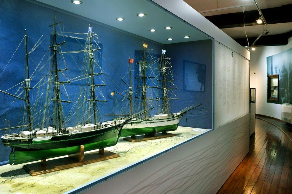 , La Palma - le musée naval de Santa Cruz de La Palma, Les arts et la culture, Canaries