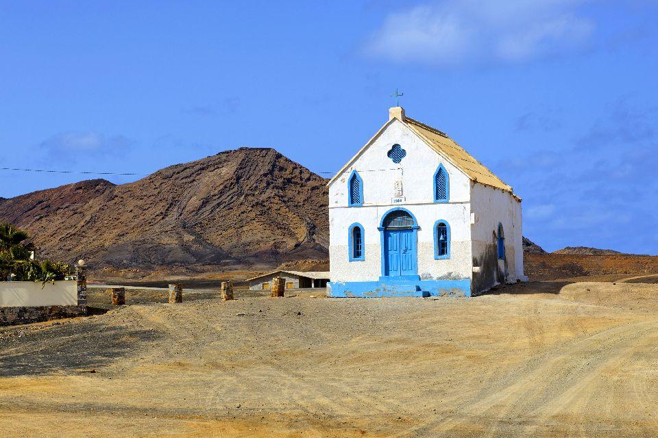 L'île de Sal , Pedra Lume , Cap-Vert