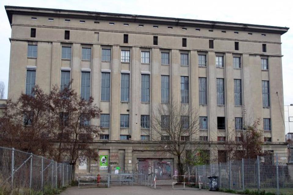 La vita notturna a Berlino, Dove uscire, BERLINO/La discoteca techno Berghain, Berlino, Germania