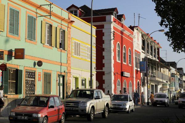 São Vicente, Die Insel Sao Vicente, Die Landschaften, Kapverden