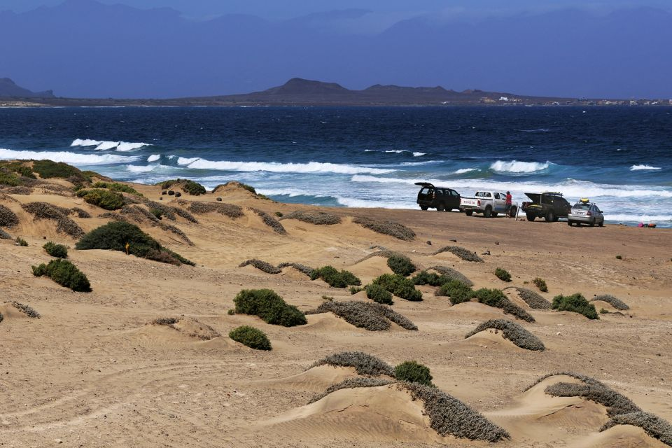 Les paysages, Sao Vicente, cap vert, afrique, atlantique