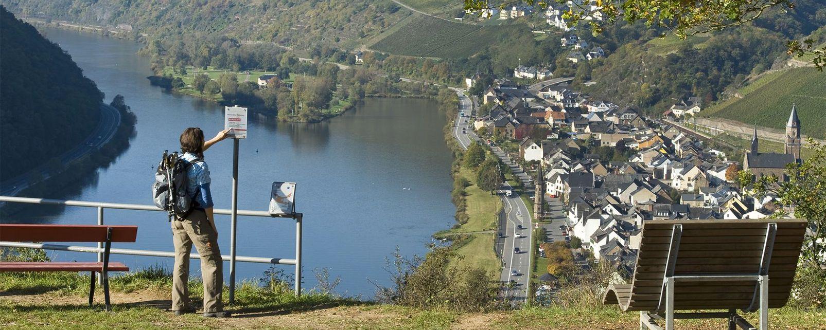 La randonnée en Meuse , Francia