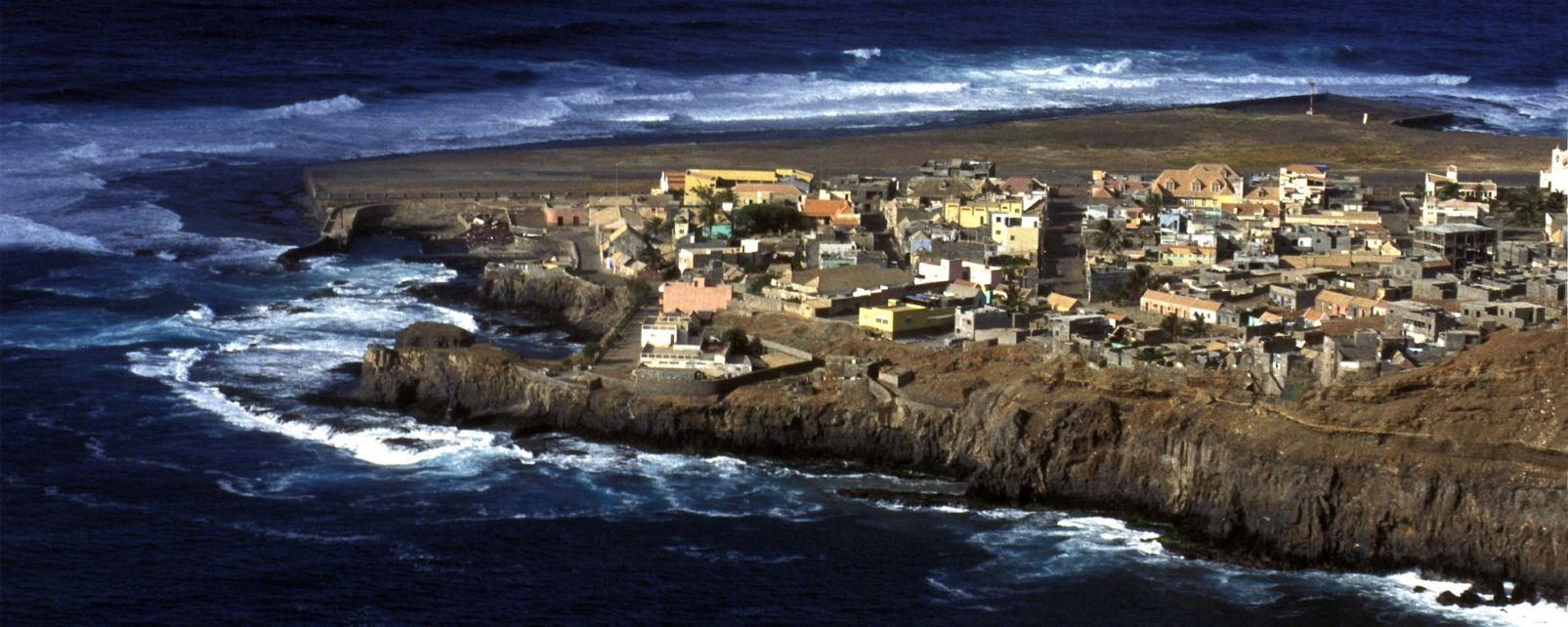 Les paysages, afrique, espagne, canaries, cap-vert, île, archipel, atlantique, santo antao, ponta do sol