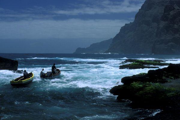 Santo Antao, Kap Verde, Die Insel Santo Antao, Die Landschaften, Kapverden