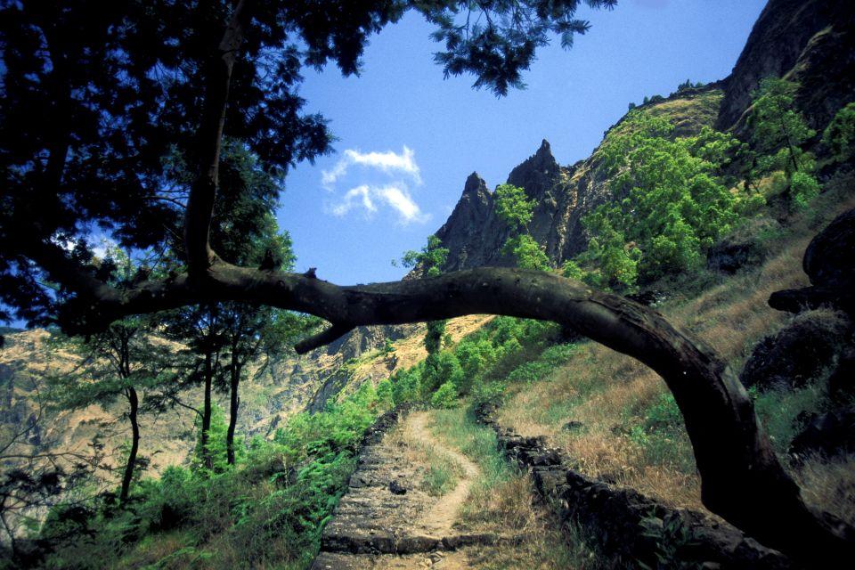 , L'isola di Santo Antao, I paesaggi, Capo Verde