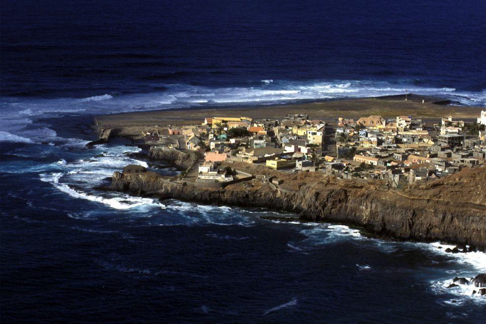 L'isola di Sao Antao, Capo Verde, L'isola di Santo Antao, I paesaggi, Capo Verde