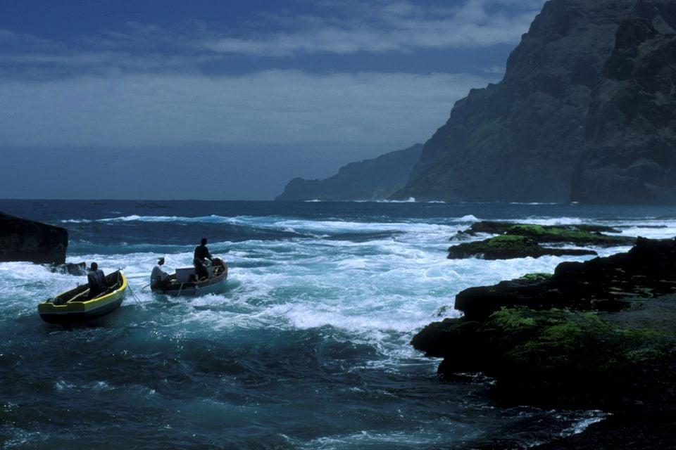 Santo Antao, Capo Verde, L'isola di Santo Antao, I paesaggi, Capo Verde