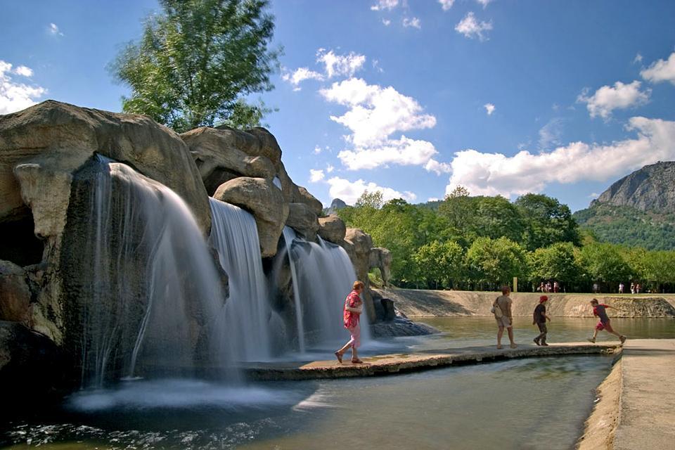 Parc Pyrénéen de l'art préhistorique , Francia
