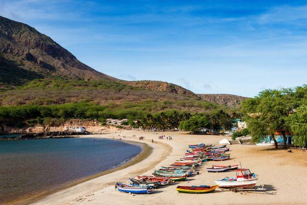 Santiago, Cape Verde's largest island, Santiago Island, Landscapes, Cape Verde