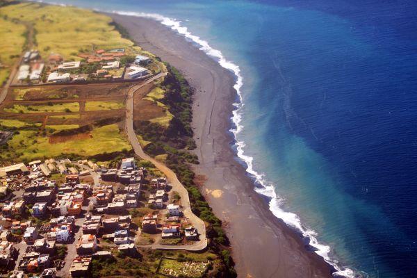 Der Vulkan Fogo, Kap Verde, Die Insel Fogo, Die Landschaften, Kapverden