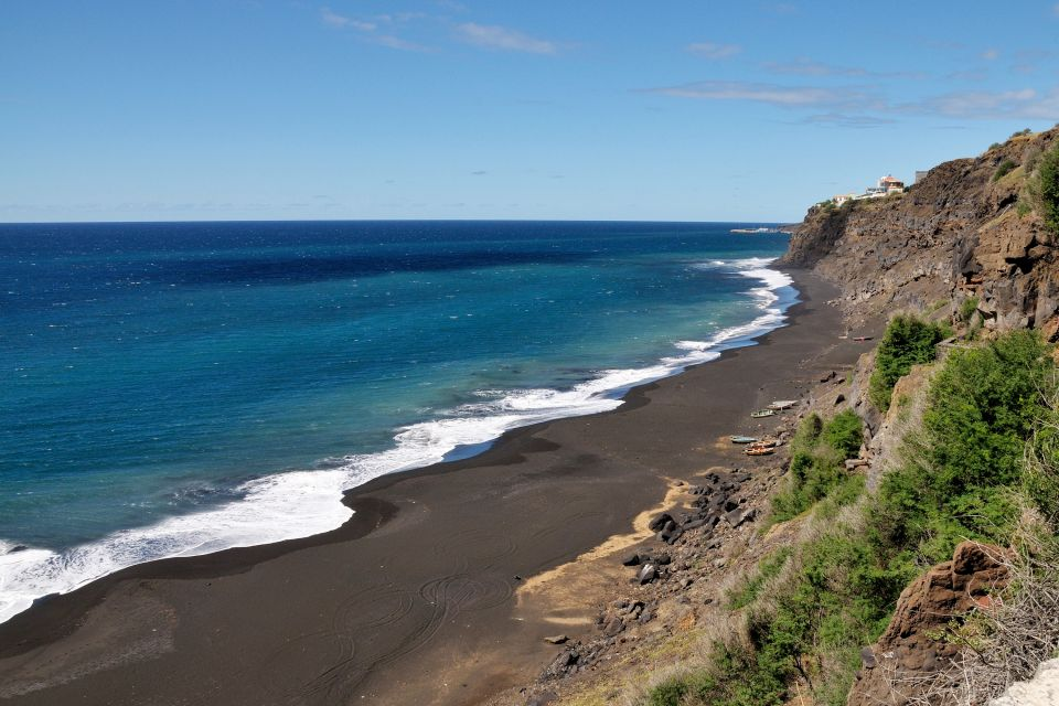 L'isola del Fuoco, L'isola di Fogo, I paesaggi, Capo Verde