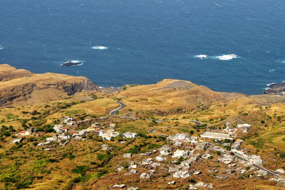 , Fogo Island, Landscapes, Cape Verde