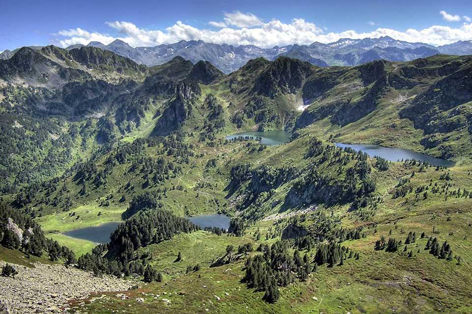 Le patrimoine naturel de l'Ariège , Les paysages de l'Ariège , France