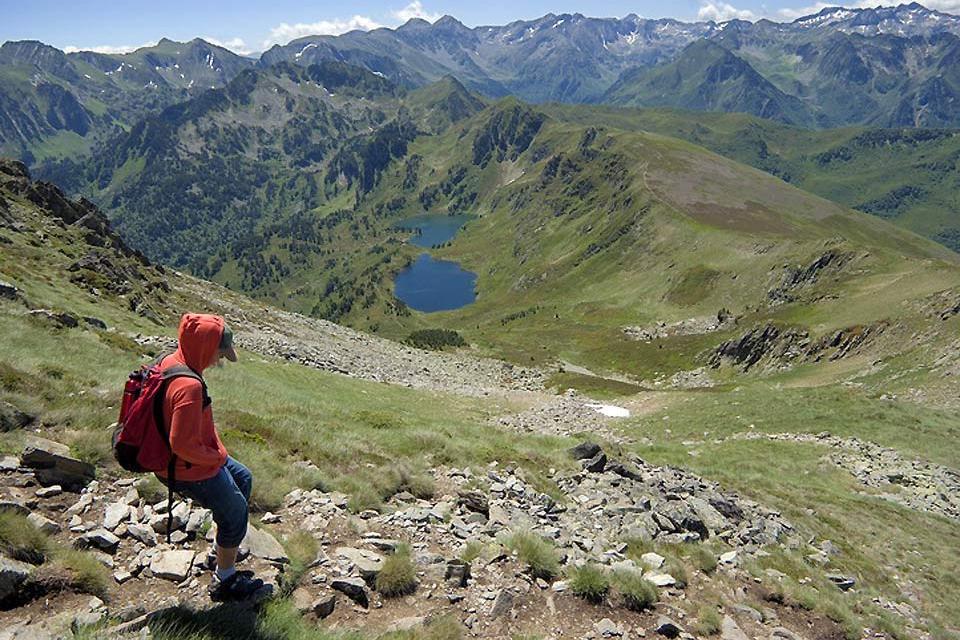 Le patrimoine naturel de l'Ariège , La haute montagne , France