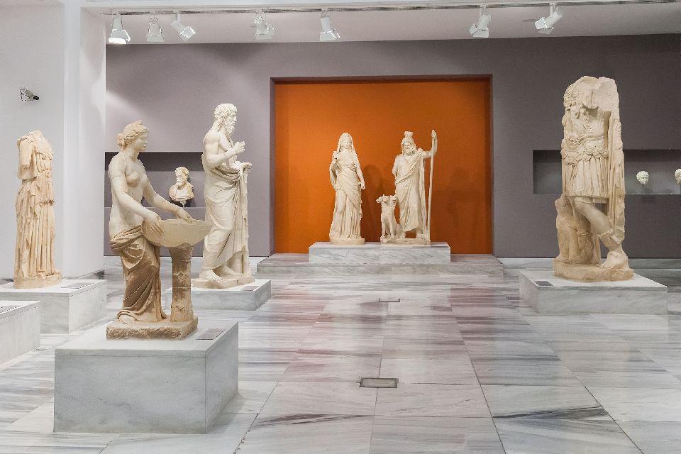 Musée d'Héraklion , Grèce