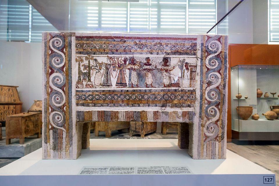 Musée d'Héraklion , Le deuxième musée de Grèce , Grèce