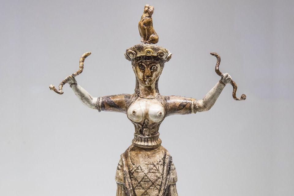Musée d'Héraklion , L'art minoen , Grèce
