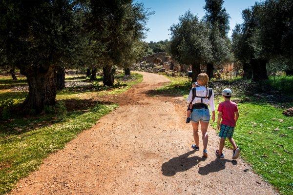 Ein stolzes Volk, Crétoises et Crétois, Die Bevölkerung, Kreta