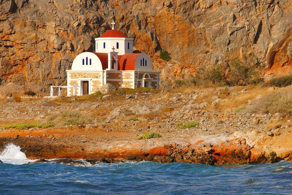 Les églises, Les villages, Les paysages, Crète
