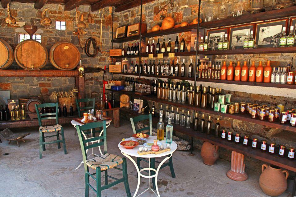Der Agrotourismus, Les villages, Die Landschaften, Kreta