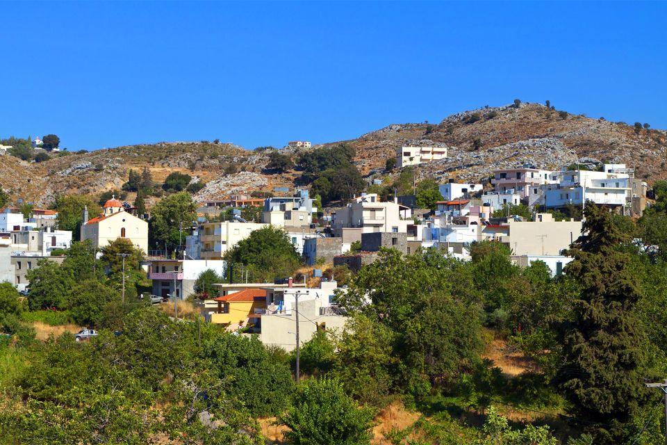 Die Dörfer, Les villages, Die Landschaften, Kreta