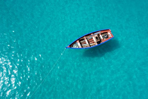 Die Insel Sao Nicolau , Sao Nicolau , Kap Verde