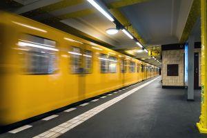 Les souterrains de Berlin , Los subterráneos de Berlín , Alemania
