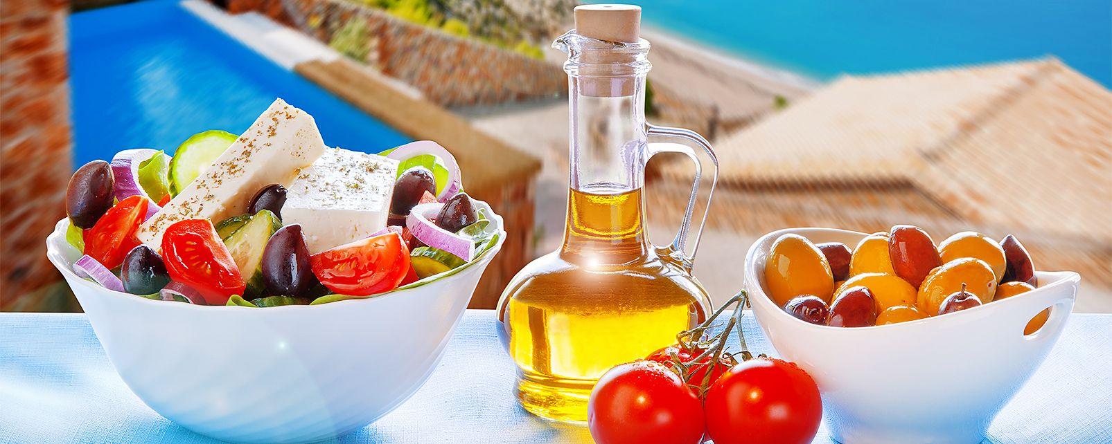 Régime crétois, La gastronomie, Crète