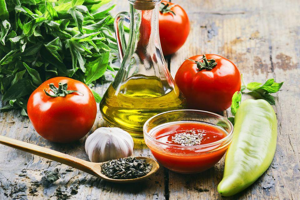 Les plaisirs de la table, Régime crétois, La gastronomie, Crète
