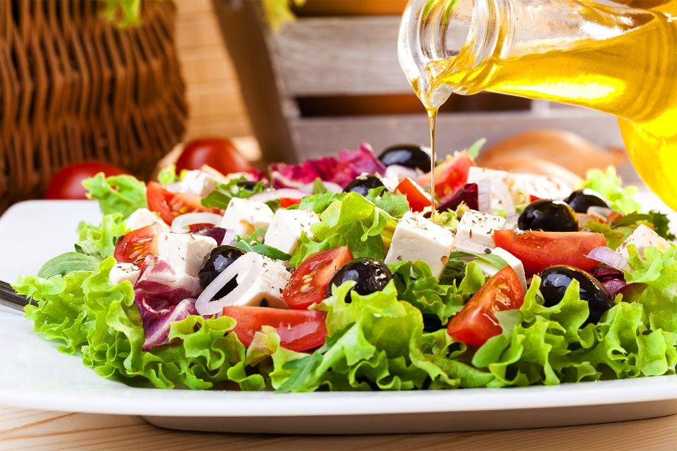Une alimentation vertueuse, Régime crétois, La gastronomie, Crète