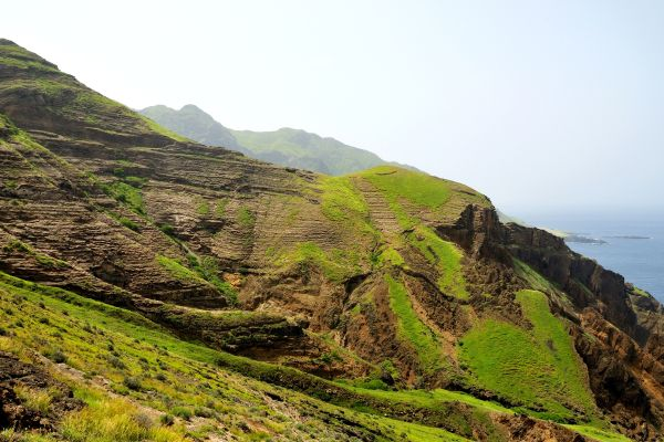 , Brava and Maio islands, Landscapes, Cape Verde