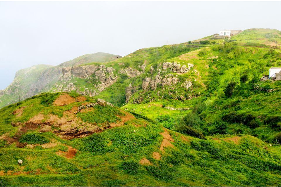The islands of Brava and Maio, Brava and Maio islands, Landscapes, Cape Verde