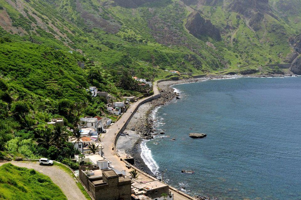 , Brava and Maio islands, Landscapes, Cape Verde