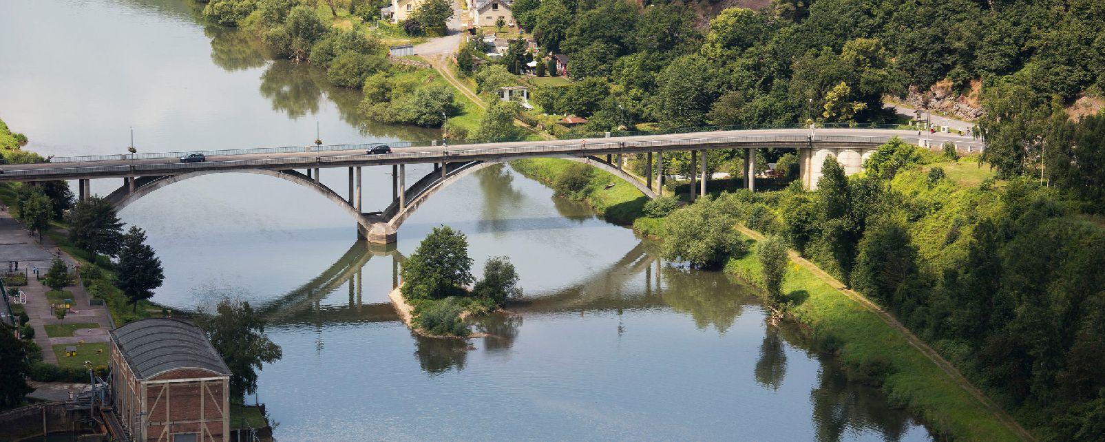 Les rivières de la Meuse , Francia