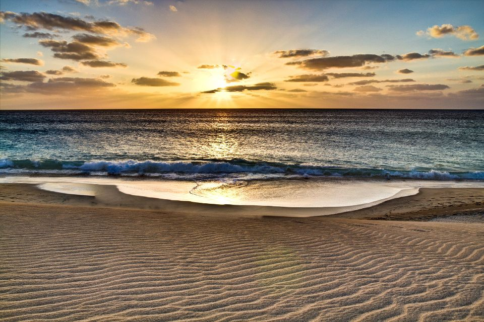 Die Strände von Sal , Dünen von Sal , Kap Verde