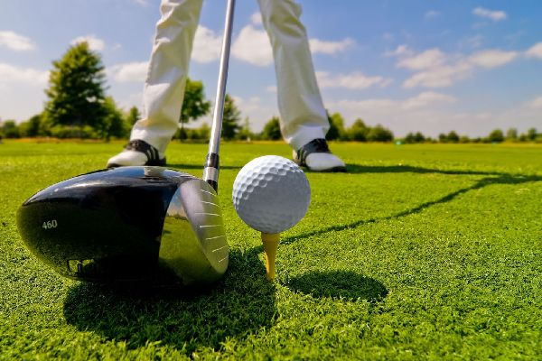 Le golf en Meuse , France