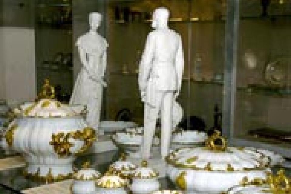 Wien und Sissi , In Sissis Tafelkammer , Österreich