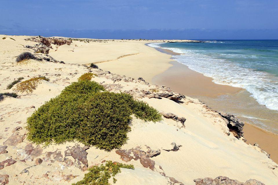 Boavista Island , Praia Curral Velho , Cape Verde