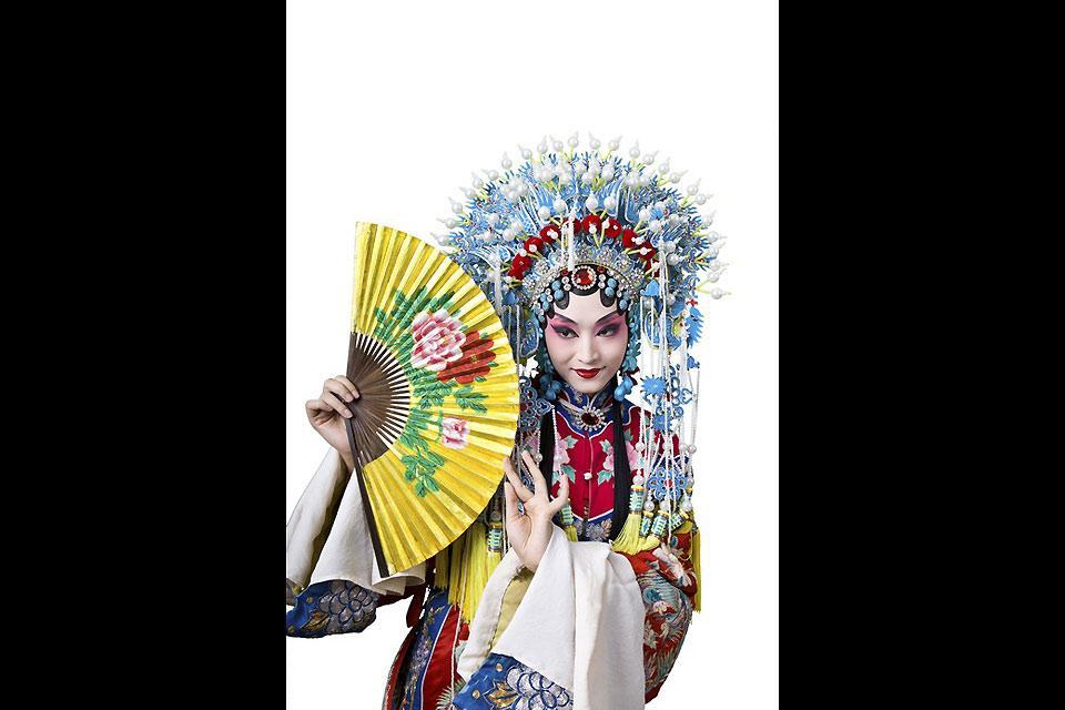 L'opéra , China