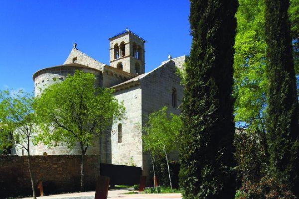 Le monastère du mont San Benet , España