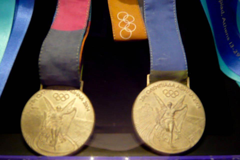 L'École royale andalouse d'art équestre , Deux médailles de bronze , Espagne