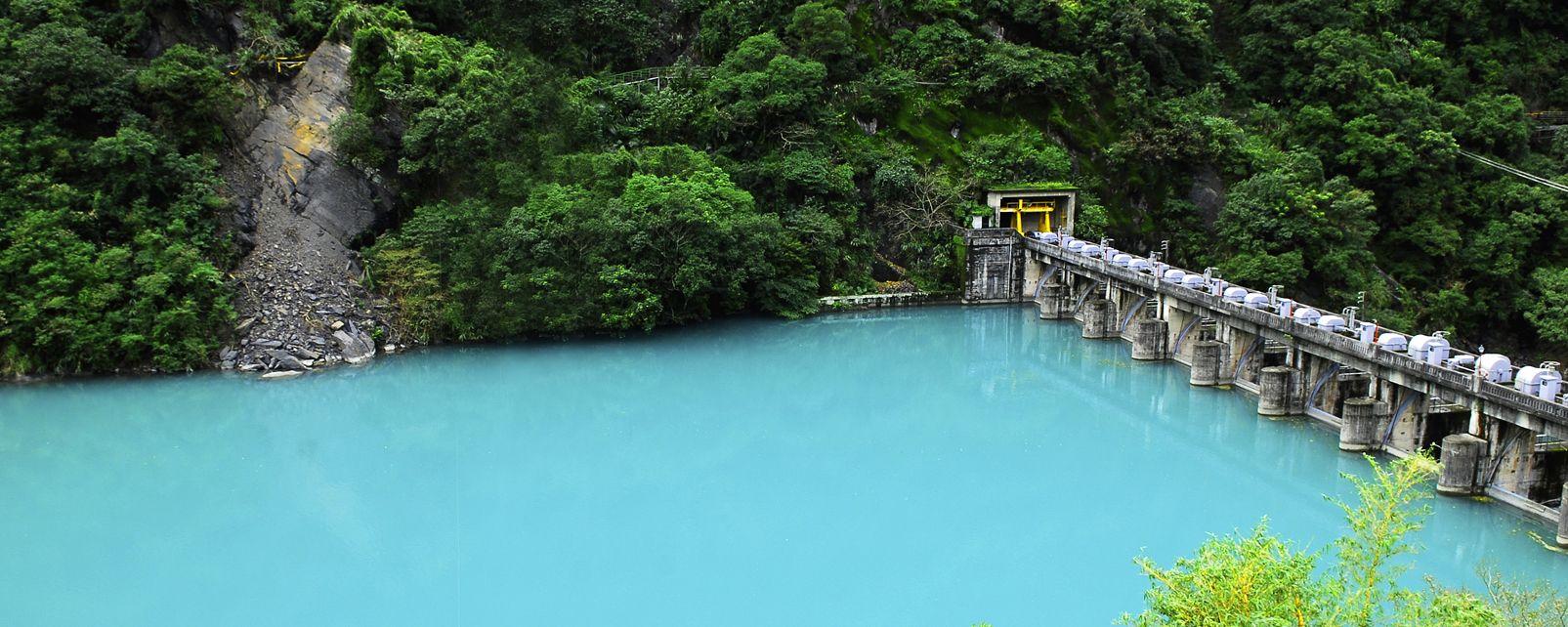Les sources thermales de Wulaï, Les sources thermales de Wulai, Les paysages, Taïwan