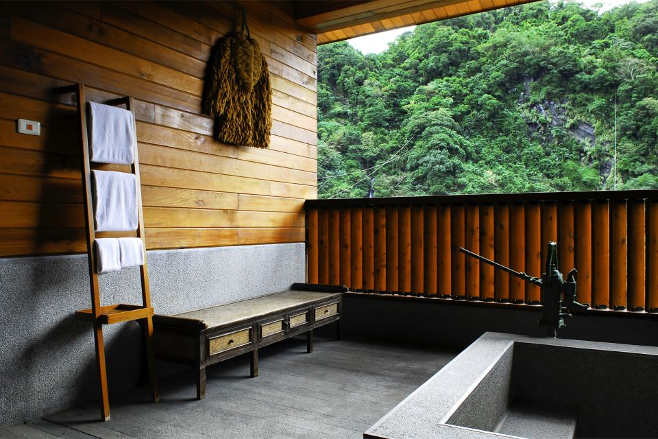 El Pause Landis Resort, Les sources thermales de Beitou, Los paisajes, Taiwan