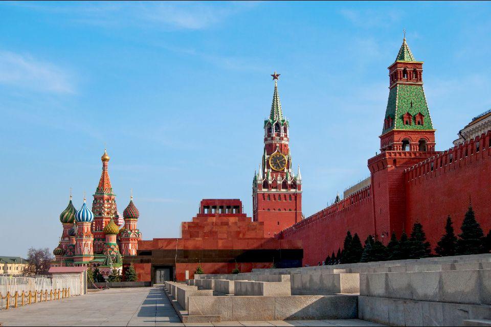 Die Basilius Kathedrale , Die Basilius-Kathedrale , Russland
