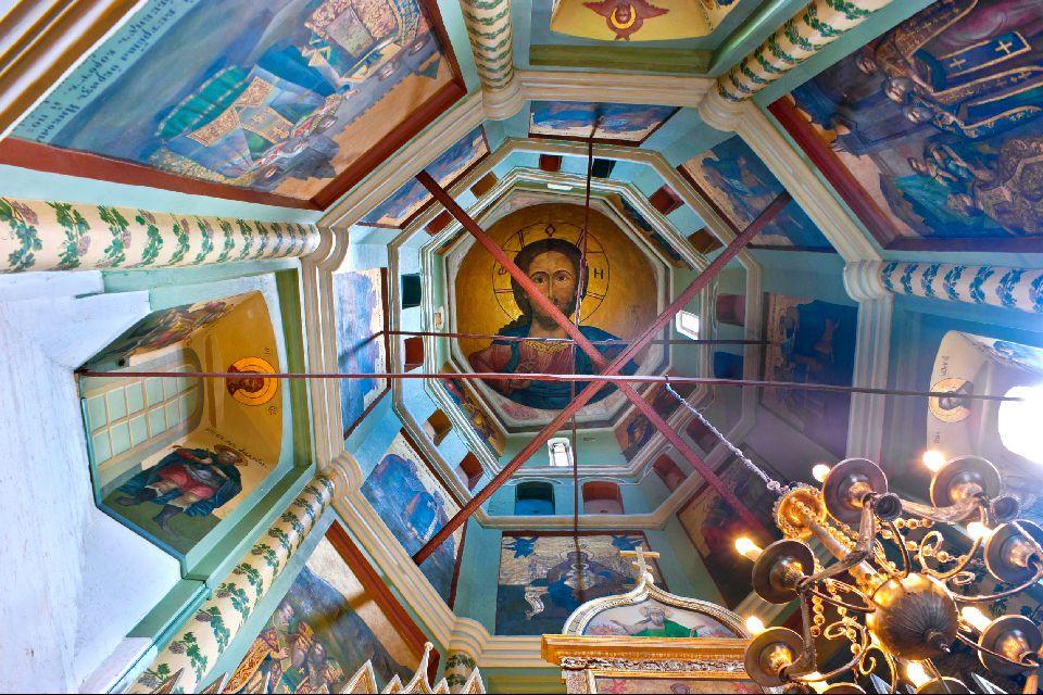 Die Basilius Kathedrale , Ein Juwel der russischen Architektur , Russland