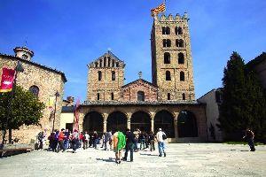 Monastère Santa Maria de Ripoll , Espagne